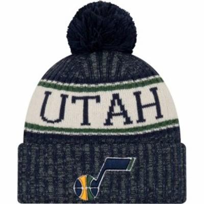 ニューエラ New Era メンズ ニット 帽子 Utah Jazz Sports Knit Hat