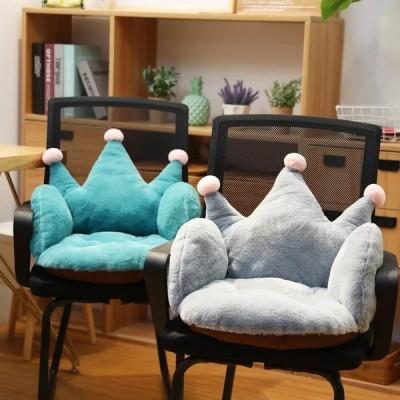 クッション 王冠 冠 クラウン 椅子 座椅子