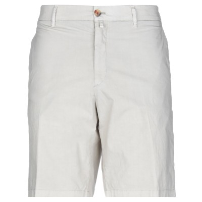 HOMEWARD CLOTHES バミューダパンツ ベージュ 54 コットン 97% / ポリウレタン 3% バミューダパンツ