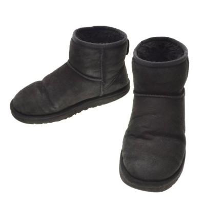 UGG / アグ 国内正規品Deckers Japanタグ付 5854 CLASSIC MINI ショートムートン ブーツ