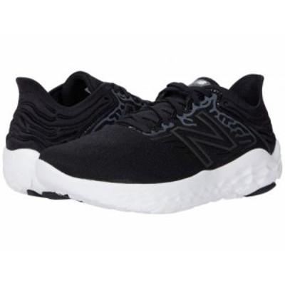 New Balance ニューバランス レディース 女性用 シューズ 靴 スニーカー 運動靴 Fresh Foam Beacon v3 Black/White【送料無料】