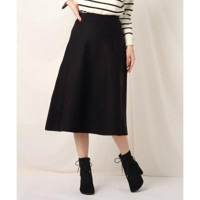Couture Brooch / クチュールブローチ 【WEB限定サイズ(LL)あり/セットアップ可】ミラノリブミモレスカート