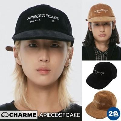 帽子 キャップ メンズ レディース ブランド おしゃれ 無地 かっこいい 黒 刺繍 ストリート ダンス アメカジ 黒 キャメル コーデュロイ 韓国