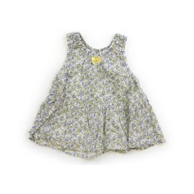 べべ BeBe ワンピース 60サイズ 女の子 子供服 ベビー服 キッズ