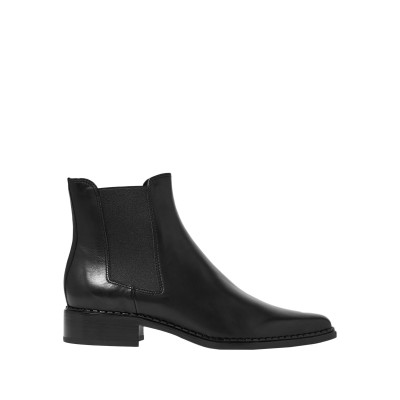 VINCE. ショートブーツ ブラック 7.5 革 ショートブーツ