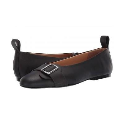 Jil Sander Navy ジルサンダーネイビー レディース 女性用 シューズ 靴 フラット JN32072A - Black