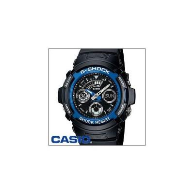 【レビュー記入確認後10年保証】【正規品】CASIO カシオ 腕時計 AW-591-2AJF Basic G-SHOCK ジーショック クオーツ メンズ