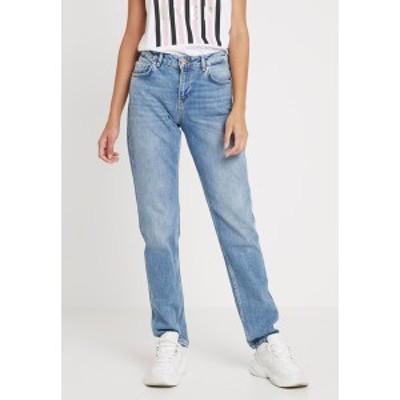 スコッチアンドソーダ レディース デニムパンツ ボトムス THE KEEPER - Slim fit jeans - light blue denim light blue denim