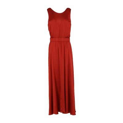 フォルテ フォルテ FORTE_FORTE ロングワンピース&ドレス レンガ 3 レーヨン 100% ロングワンピース&ドレス
