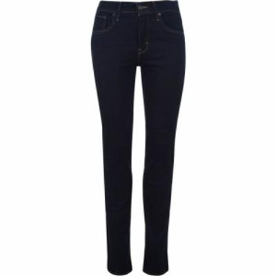 リーバイス Levis レディース ジーンズ・デニム ボトムス・パンツ 724 Straight Jeans To The Nine