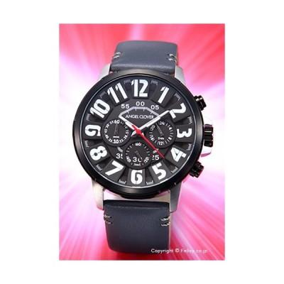 エンジェルクローバー 腕時計 メンズ ANGEL CLOVER 時計 BUMP (バンプ) BU44BK-GRY