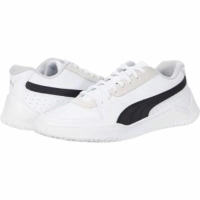 プーマ PUMA メンズ スニーカー シューズ・靴 DC Past Puma White/Puma Black/Gray Violet