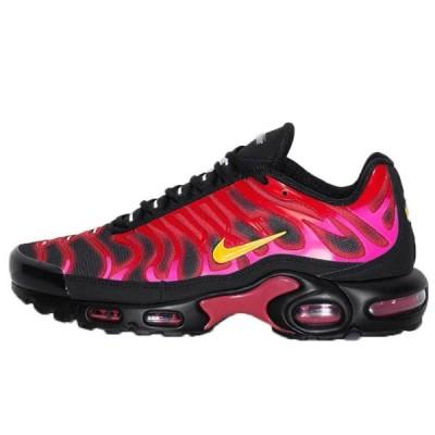 シュプリーム ナイキ エアマックス プラス 26cm Supreme × Nike Air Max Plus TN Fire Pink DA1472-600 安心の本物鑑定