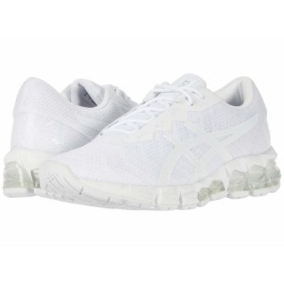 アシックス レディース スニーカー シューズ GEL-Quantum 180 5 White/White