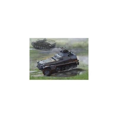 ドラゴンモデル 1/ 35 WW.II ドイツ軍 Sd.Kfz.250/ 4 Ausf.A 対空自走砲(DR6878)プラモデル 返品種別B
