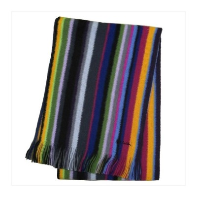 PAUL SMITH ポールスミス マフラー 2020年秋冬 MEN SCARF ORION STRP M1A-422F-ES10-76