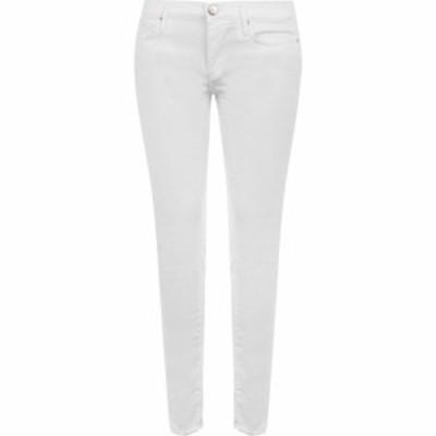 トゥルー レリジョン TRUE RELIGION レディース ジーンズ・デニム ボトムス・パンツ Halle Stretch Super Skinny Jeans White