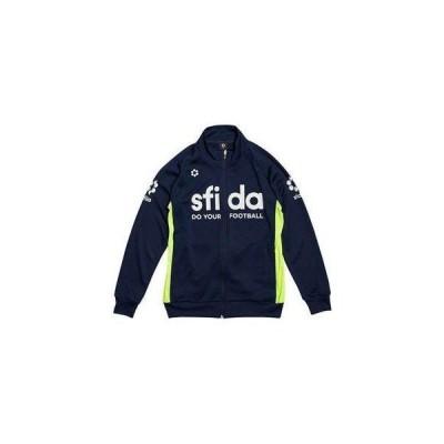 SFIDA(スフィーダ) JRベーシックジャージジャケット (SABP34JR) [色 : NAVY] [サイズ : 150]