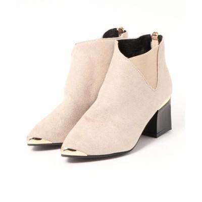STYLEBLOCK / ポインテッドトゥブーティー WOMEN シューズ > ブーツ