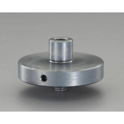 エスコ ESCO 25mm スクリュージャッキ用固定キャップ EA637EP-7 [I230110]