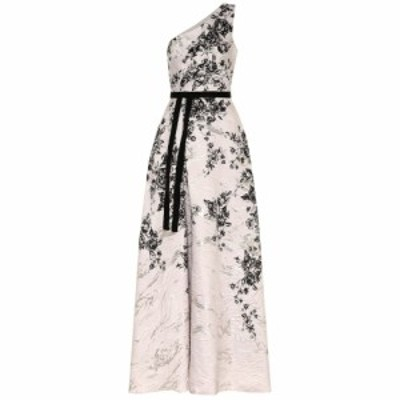 ノッテ バイ マルケッサ Marchesa Notte レディース パーティードレス ワンピース・ドレス Floral gown Blush