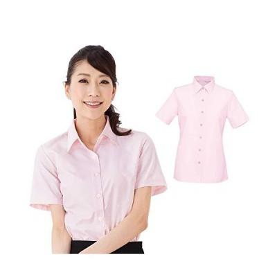 qx ワイシャツ レディース 事務服 ブラウス 半袖 ブラウス レディース 形状記憶 シャツ レディース ノンアイロン リクルート ブラウス