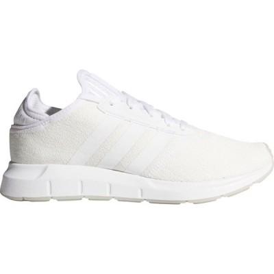 アディダス スニーカー シューズ レディース adidas Originals Women's Swift Run X Shoes White/White