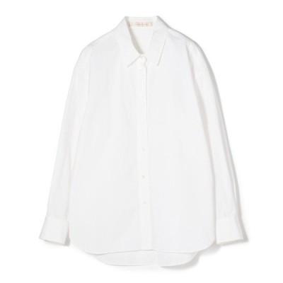 シャツ ブラウス ESTNATION / コットンレギュラーカラーシャツ