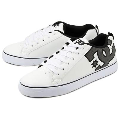 DC Shoes(ディーシーシューズ) COURT VULC SE SN(コートバルク SE SN) DM211025-WA2 ホワイト/アーマー