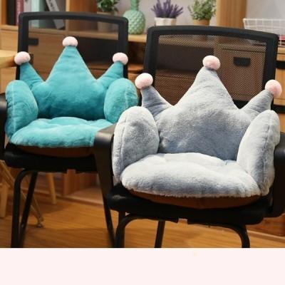座布団 クッション 腰を包む  椅子ッション  通気性 55*40*40cm