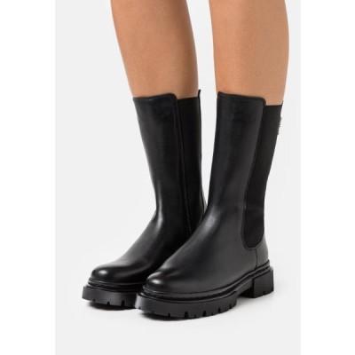 ブルボクサー レディース ブーツ Boots - black
