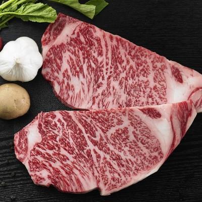 北海道かみふらの和牛・サーロインステーキ150g×3枚
