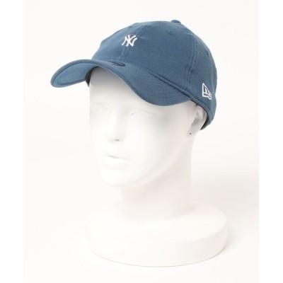 OVERRIDE / 【NEW ERA】930 NYY SWT MINI LOGO / 【ニューエラ】ミニロゴ キャップ オーバーライド MEN 帽子 > キャップ