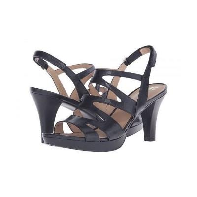 Naturalizer ナチュラライザー レディース 女性用 シューズ 靴 ヒール Pressley - Black Leather