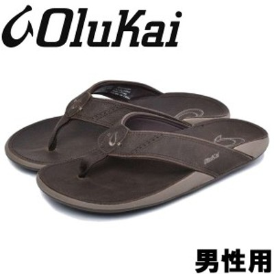 オルカイ ヌイ 男性用 OLUKAI NUI 10239 メンズ サンダル(01-13960223)
