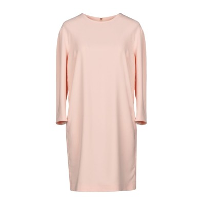 ピンコ PINKO ミニワンピース&ドレス ピンク 38 ポリエステル 91% / ポリウレタン 9% ミニワンピース&ドレス