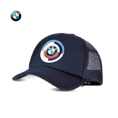 BMW純正 CLASSIC COLLECTION モータースポーツ・キャップ 58cm(ダーク・ブルー) 帽子