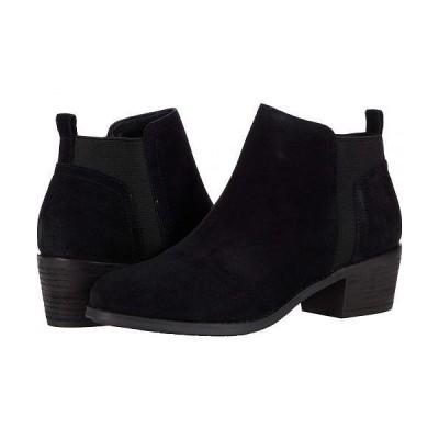 Me Too ミートゥー レディース 女性用 シューズ 靴 ブーツ チェルシーブーツ アンクル Riggs - Black