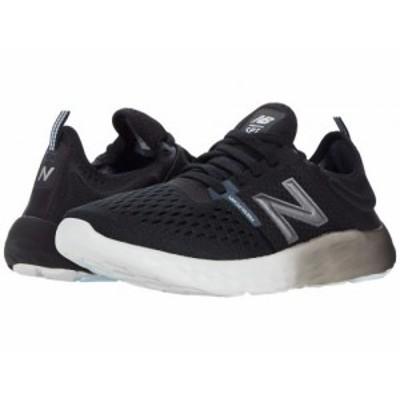 New Balance ニューバランス レディース 女性用 シューズ 靴 スニーカー 運動靴 Fresh Foam Sport v2 Black/Thunder【送料無料】