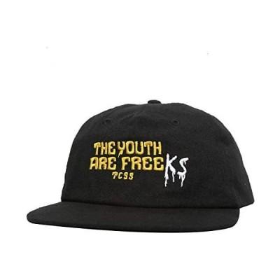 TCSS [ティーシーエスエス] THE YOURTH CAP スナップバックキャップ HW1859 (ブラック Free Size)