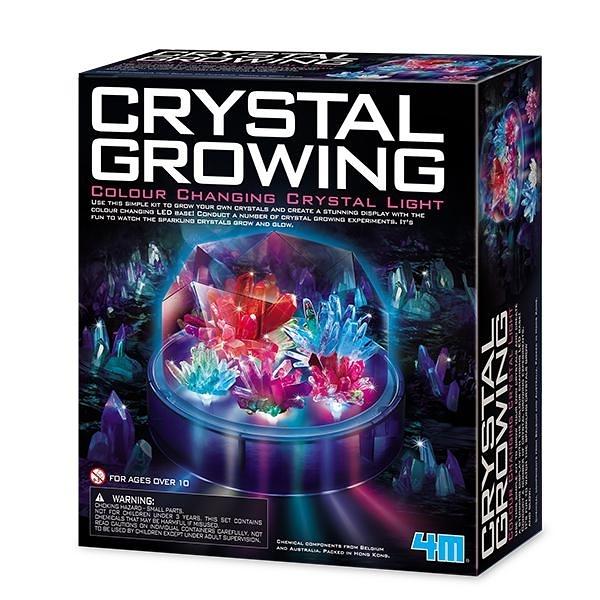 《4M科學探索》閃耀水晶體 Colour Changing Crystal ╭★ JOYBUS玩具百貨