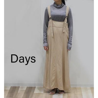 【SALE】Days(デイズ)レースアップJSK ジャンパースカート