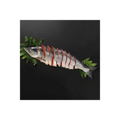 北見市 ふるさと納税 2020年12月発送開始『定期便』紅鮭 半身姿切り身・昆布〆セット・開きサバのコース全3回