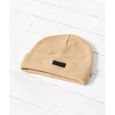 NO WAY / 【63】【WILD THINGS】MINI LOGO WATCH CAP MEN 帽子 > ニットキャップ/ビーニー