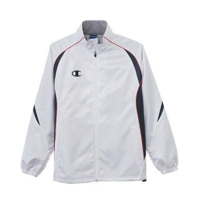 チャンピオン ウィンドブレーカージャケット C3LSC21 010 ホワイト