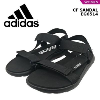 アディダス adidas シーエフ サンダル ストラップ シャワー スポーツ 靴 レディース EG6514