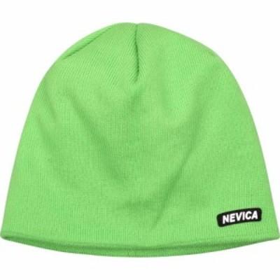 ネヴィカ Nevica メンズ ニット ビーニー 帽子 Logo Beanie Green