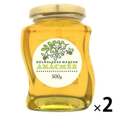 ゴールデンネクター成城石井〈成城石井オリジナル〉ハンガリー産 アカシア蜂蜜 1セット(2個)