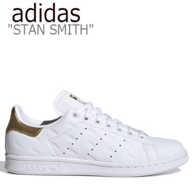 adidas STAN SMITH スタン スミス WHITE ホワイト EF6853 ゴールド