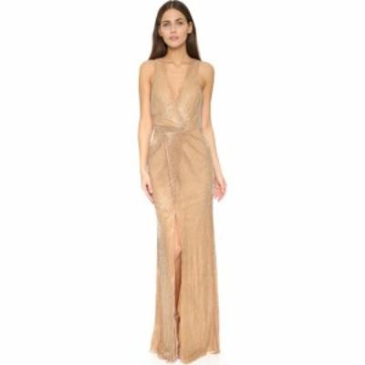 パーカー Parker レディース パーティードレス ワンピース・ドレス Monarch Gown Blush